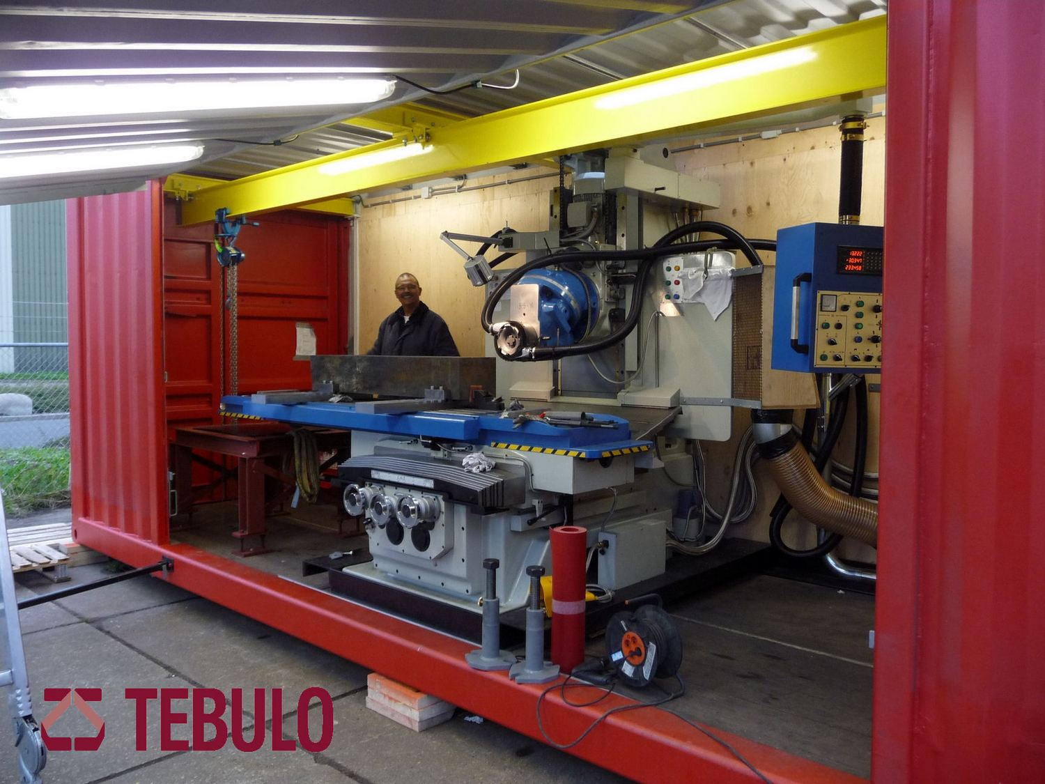 Tebulo machinebouw