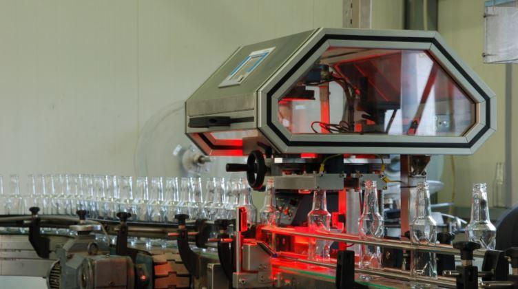 flessenrichtmachine